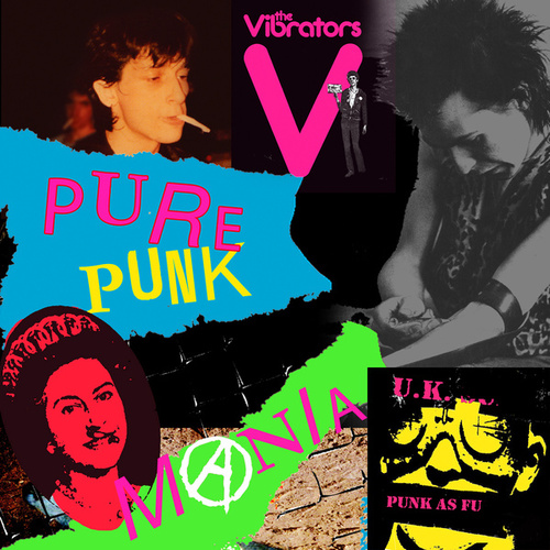 Play & Download Pure Punk Mania by Various Artists | Napster