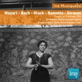 Play & Download W. A. Mozart - J. S. Bach - W. Gluck - Y. Ramette - R. Strauss, Orchestre Radio Symphonique de Paris, Concert du 02/11/1952, Eugène Bigot (dir), Irma Kolassi (sol) by Various Artists   Napster