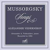 Play & Download Mussorgsky: Songs by Alexander A. Vedernikov | Napster