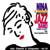 Play & Download What a Day by Jensens New Orleans Jazzband | Napster