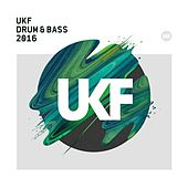 Play & Download UKF Drum & Bass 2016 by Various Artists | Napster