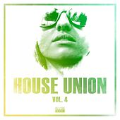 Play & Download House Union, Vol. 4 by Various Artists | Napster