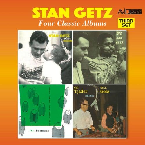 Four Classic Albums (Stan Getz Plays / Diz and Getz / The Brothers / Cal Tjader - Stan Getz Sextet) [Remastered] von Stan Getz
