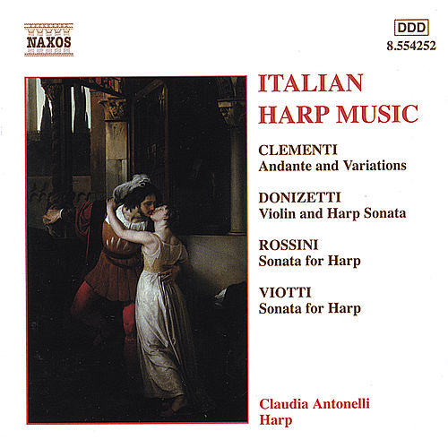 Italian Harp Music by Muzio Clementi