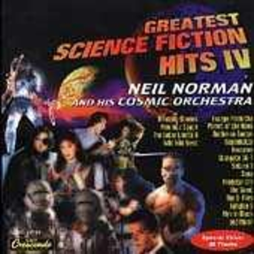 Play & Download Greatest Science Fiction Hits Vol. 4 by Neil Norman | Napster