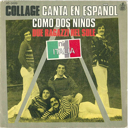Play & Download COLLAGE Canta En Espanol by Collage | Napster