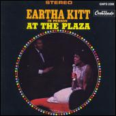 In Person At The Plaza by Eartha Kitt