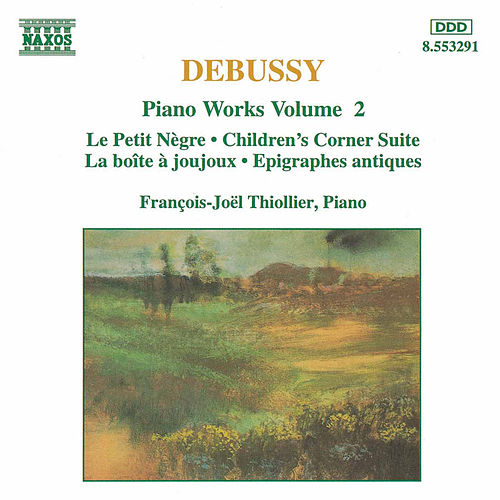 Piano Works Vol. 2 by Claude Debussy