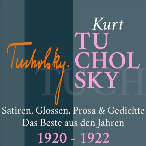 Kurt Tucholsky: Satiren, Glossen, Prosa und Gedichte (Das Beste aus den Jahren 1920 - 1922) von Jürgen Fritsche