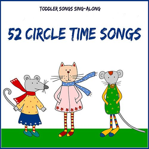 Toddler Songs Sing Along - 52 Circle Time Songs de The Kiboomers