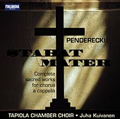Play & Download Pendereki Stabat Mater by Tapiola Chamber Choir and Juha Kuivanen (conductor)   Napster