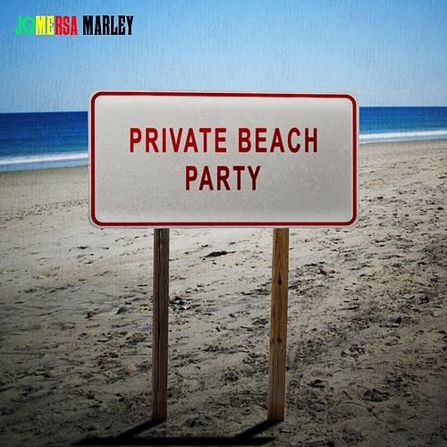 Private Beach Party by Jo Mersa Marley