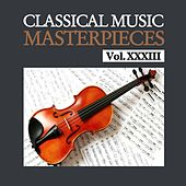 Classical Music Masterpieces, Vol. XXXIII by Jože Falout