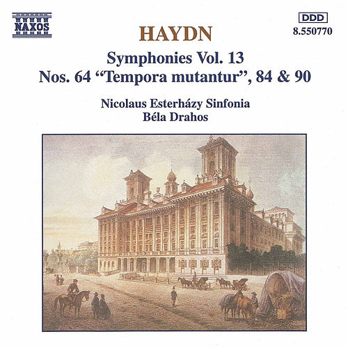 Play & Download Symphonies Nos. 64, 84 & 90 by Franz Joseph Haydn | Napster