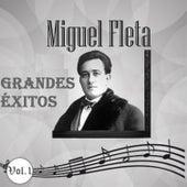 Miguel Fleta - Grandes Éxitos, Vol. 1 by Miguel Fleta