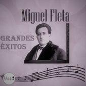 Miguel Fleta - Grandes Éxitos, Vol. 2 by Miguel Fleta