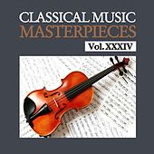 Classical Music Masterpieces, Vol. XXXIV by London Festival Orchestra