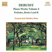 Piano Works Vol. 4 by Claude Debussy