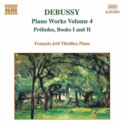 Play & Download Piano Works Vol. 4 by Claude Debussy | Napster