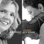 Play & Download SCHUBERT, Franz, Violin & piano -  Violine und Klavier by Antje Weithaas | Napster