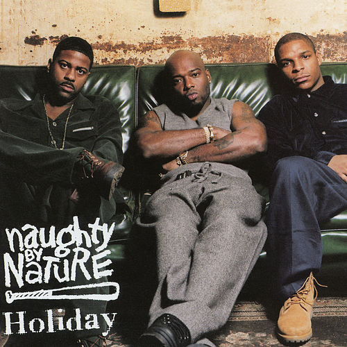 Holiday - EP von Naughty By Nature