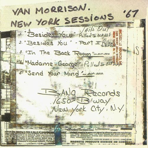 The New York Sessions 1967 by Van Morrison