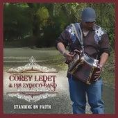 Standing on Faith by Corey Ledet