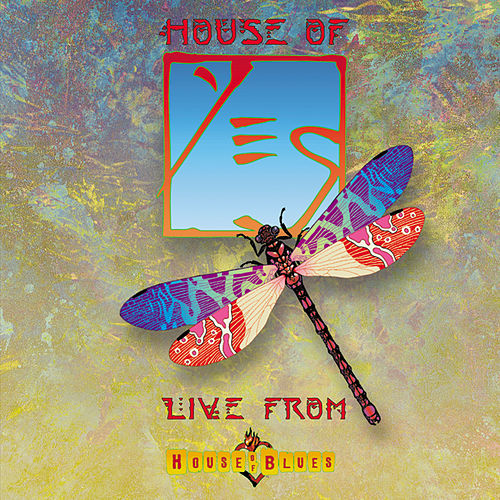 Live From The House Of Blues by Yes