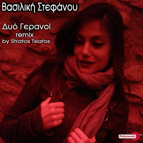 Vasiliki Stefanou: