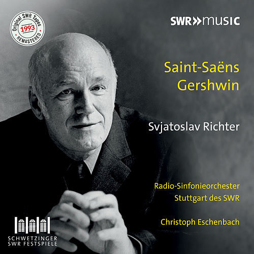 Play & Download Saint-Saëns & Gershwin: Piano Concertos by Sviatoslav Richter | Napster