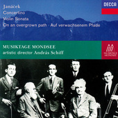 Play & Download Janácek: Concertino; On An Overgrown Path; Violin Sonata by Various Artists | Napster