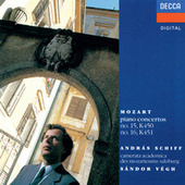 Play & Download Mozart: Piano Concertos Nos. 15 & 16 by Various Artists | Napster