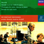 Play & Download Bartók: Violin Sonata No. 2; Contrasts; Solo Violin Sonata by Various Artists | Napster