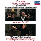 Play & Download Dvorák: Piano Concerto / Schumann: Introduction & Allegro Appassionato by Christoph von Dohnányi (1) | Napster