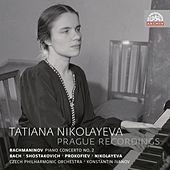 Play & Download Prague Recordings 1951-1954 by Tatiana Petrovna Nikolayeva | Napster