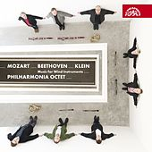Mozart, Beethoven, Klein: Music for Wind Instruments by PhilHarmonia Octet