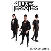 Play & Download Black or White (feat. Rings of Saturn & Scare Don't Fear) by It Lives, It Breathes | Napster