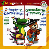 Canciones Favoritas Para Ninos - Favorite Children's Songs by Baby Genius