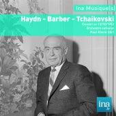 J. Haydn - S. Barber - P. I. Tchaïkovski, Orchestre National de la RTF, Concert du 13/10/1952, Paul Klecki (dir) von Orchestre national de la RTF and Paul Klecki