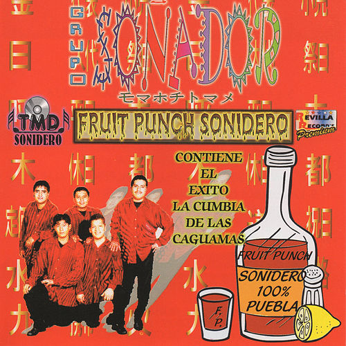 Fruit Punch Sonidero by Grupo Soñador