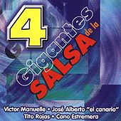 4 Gigantes de la Salsa by Various Artists