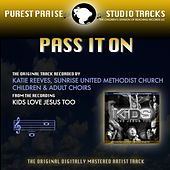 Play & Download Pass It On by Katie Reeves | Napster