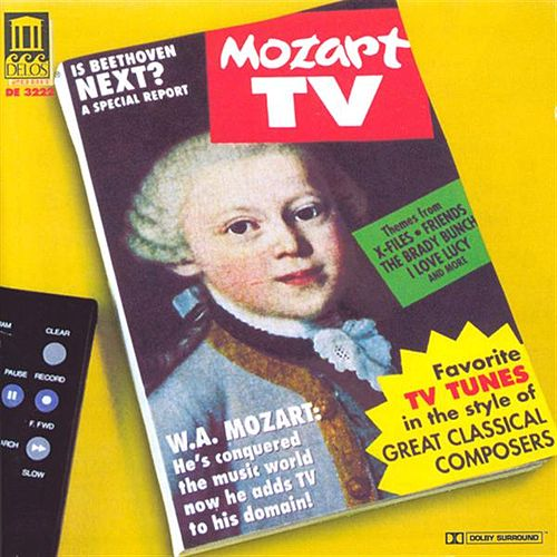 Play & Download Mozart TV by Various Artists | Napster