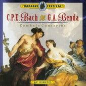 Play & Download C.P. E. Bach & G. A. Benda: Cembalo Concertos by Alexander Cattarino | Napster