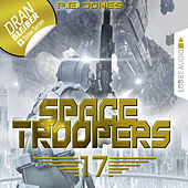 Play & Download Space Troopers, Folge 17: Blutige Ernte (Ungekürzt) by P. E. Jones | Napster
