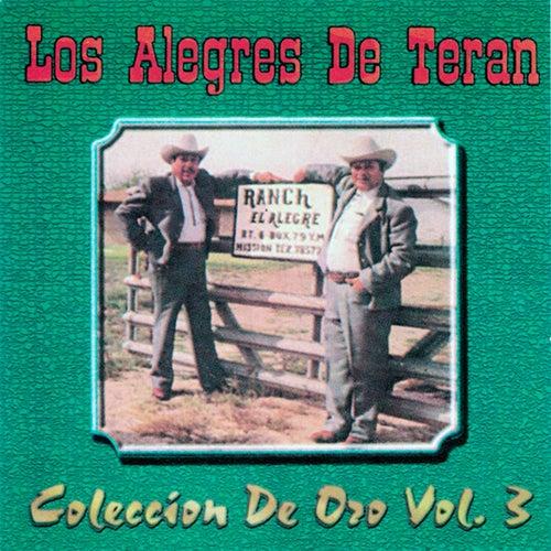 Colección de Oro, vol. 3 de Los Alegres de Teran