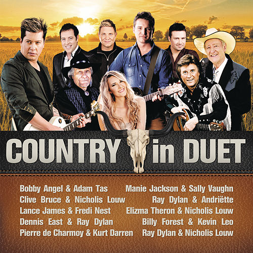 Country in Duet by Various Artists