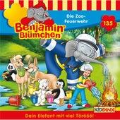 Folge 135: Die Zoo-Feuerwehr von Benjamin Blümchen