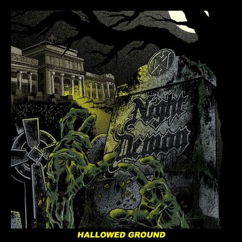 Hallowed Ground de Night Demon