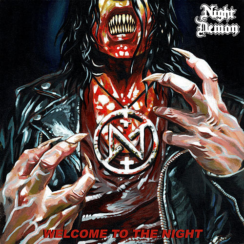 Welcome To The Night de Night Demon